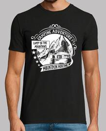 Camiseta Camp in the Adventure Camping Excursionista