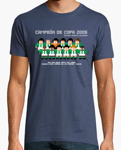 Camiseta Campeón de Copa 2005