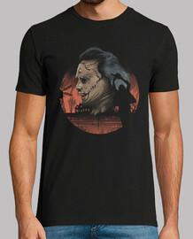 camiseta caníbal de texas para hombre