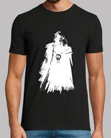 Camiseta Capitán Harlock Negra