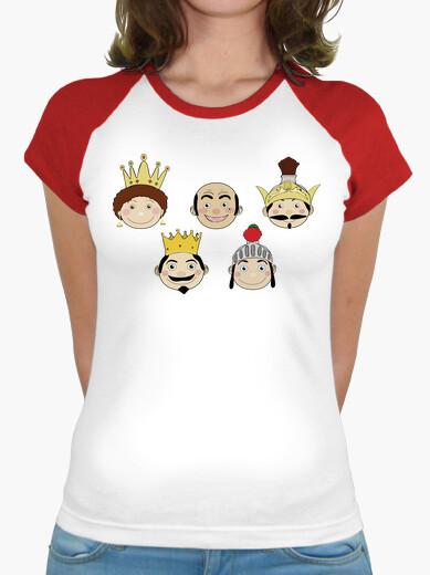 Camiseta caps farandula