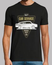 Camiseta Car Service Mechanic Taller