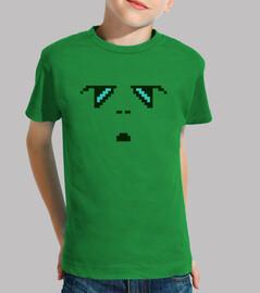 camiseta Cara UFO Rise niño