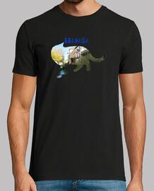 Camiseta Carrera del Darro, Granada