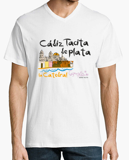 Camiseta CATEDRAL by Carajote