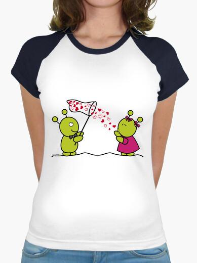 Camiseta Cazacorazones