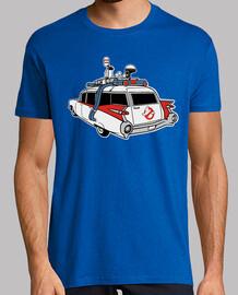 Camiseta Cazafantasmas Coche