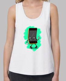 Camiseta Celular Kawaii