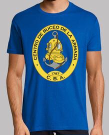 Camiseta Centro Buceo Armada mod.3-2