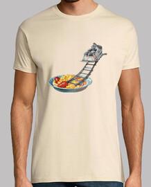 Camiseta Cereales hombre
