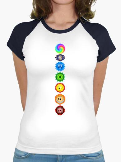 Camiseta Chakras