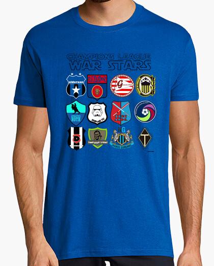 Camiseta championswarstar