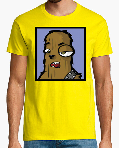 Camiseta Chewbacca Star Wars StarWars