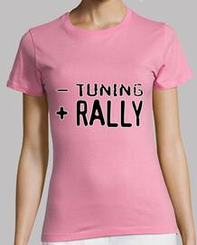 camiseta chica -tuning 1