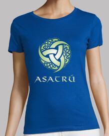 Camiseta chica Asatru 2