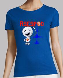 Camiseta chica ASESPOD