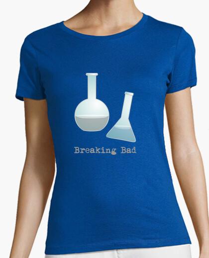 Camiseta chica Breaking Bad