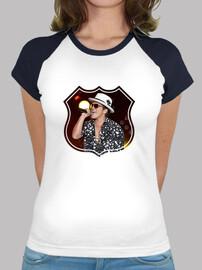 Camiseta chica Bruno Mars concierto