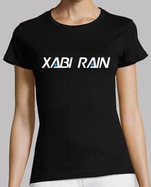 Camiseta chica corte regular Xabi Rain
