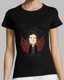 Camiseta chica Damon Salvatore
