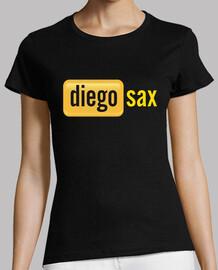 Camiseta Chica diegosax