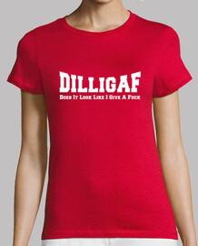 Camiseta chica dilligaf