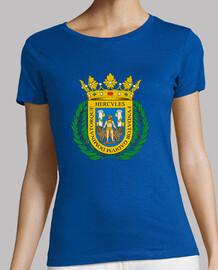 Camiseta Chica Escudo de Cádiz
