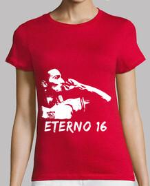 Camiseta Chica Eterno 16