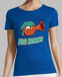 Camiseta Chica Fog Horns inside out pixar