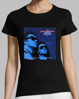 Camiseta Chica, Gamma Ray - Heading For Tomorrow