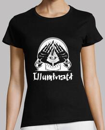 Camiseta chica Illuminati