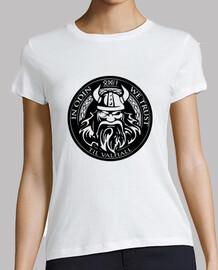 Camiseta chica In Odin we trust
