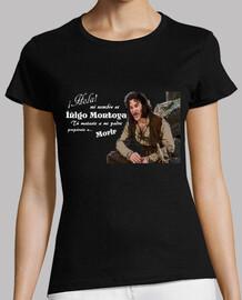 Camiseta chica Íñigo Montoya