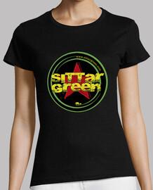 Camiseta chica logo Sittar 2017
