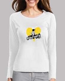 Camiseta chica 'Love Logo' (manga larga)