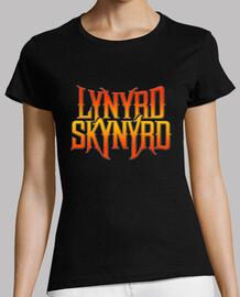 Camiseta chica Lynyrd S