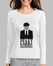 Camiseta Chica manga larga Peaky Blinders