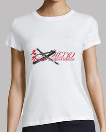 Camiseta chica Meiyo logo 2