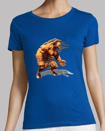 Camiseta Chica Minotauro1