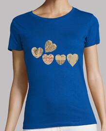 camiseta chica mod liebe iii