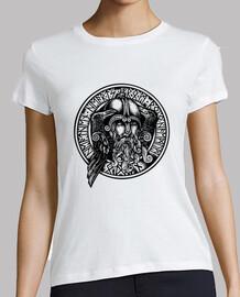 Camiseta chica Odin