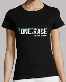 Camiseta chica [One]Race Motor Crew