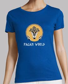 Camiseta chica Pagan world
