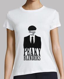 Camiseta chica Peaky Blinders I