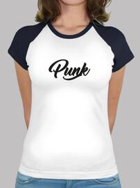 Camiseta chica Punk