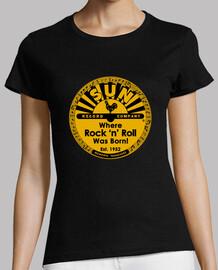 Camiseta chica Rock