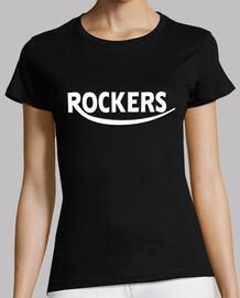Camiseta chica Rockers