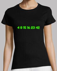 Camiseta chica secuencia