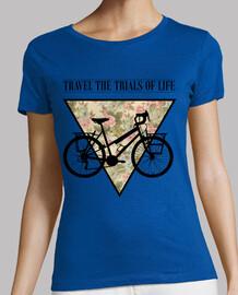 Camiseta chica StamKid caminos