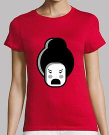 camiseta chica sumo